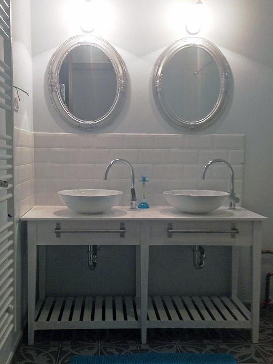 Tündérrózsa fürdőszoba
