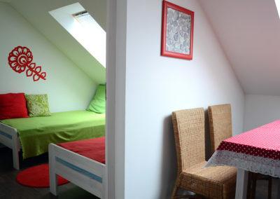 Zsálya apartman 4