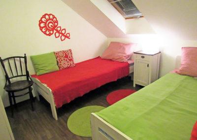Zsálya apartman 2