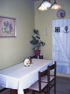 Borostyán apartmanok - Sulyom apartman 5
