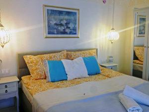 Borostyán apartmanok Tündérrózsa szoba 4