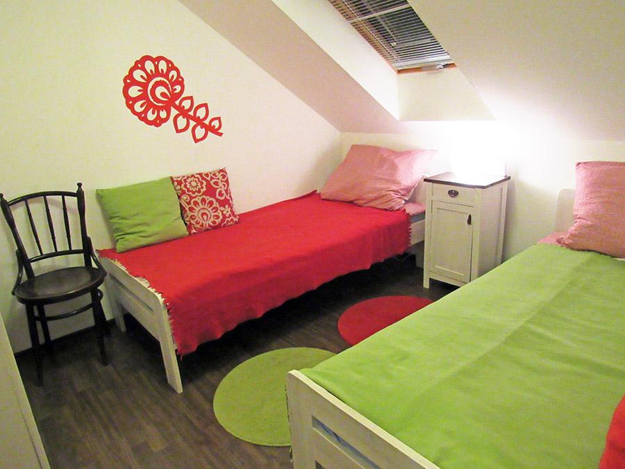 Borostyán apartmanok - Zsálya apartman 2