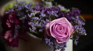 Borostyán apartman virágcsokor bekészítés